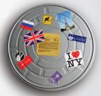 Krátké filmy o studiu v zahraničí